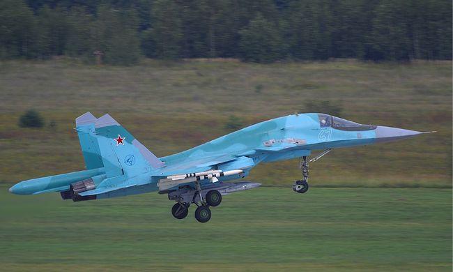 Megint megsértették a légteret az oroszok a törökök szerint