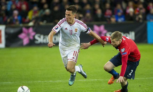 Katarba igazolt a magyar válogatott focista
