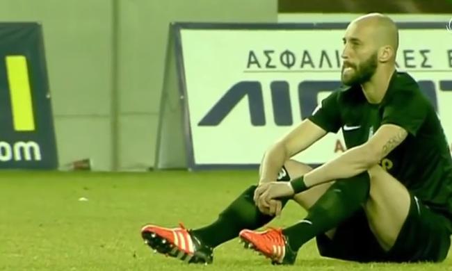 Ülősztrájkoltak a focisták a megfulladt migránsok miatt