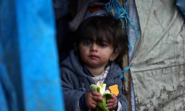 Migránsválság: egyre több a nő és a gyerek Görögországban