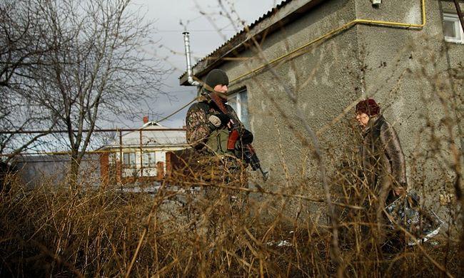 Félszáz gyerek halt meg Ukrajnában