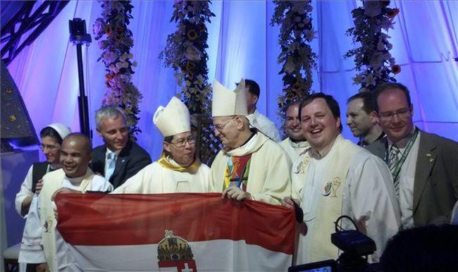 Magyarországon lesz 2020-ban az eucharisztikus világkongresszus