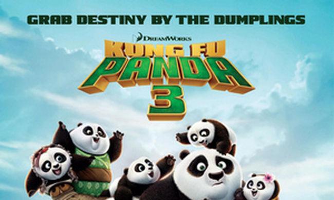 41 millió dollárt kerestek a Kung Fu Pandával