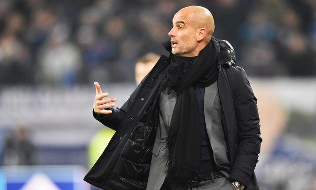 Guardiola lesz a Manchester City új edzője
