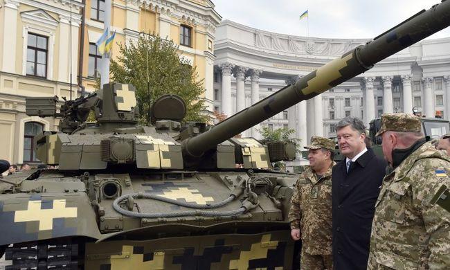 Szíriában harcolnának az ukránok az oroszokkal