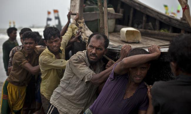 Több mint száz embert fogtak el emberkereskedelem miatt