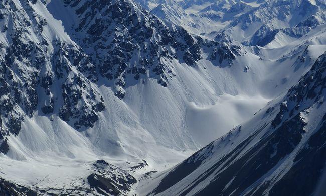 Magyar hegymászó halt meg Új-Zélandon