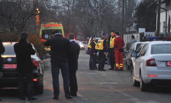 Fejbe lőtte gyerekét, majd öngyilkos lett egy rendőrnő Budapesten