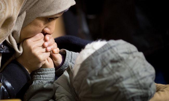 Kidobta az ablakon három gyerekét egy szíriai migráns