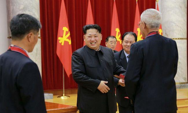 Észak-Korea újabb rakétatesztet hajtott végre