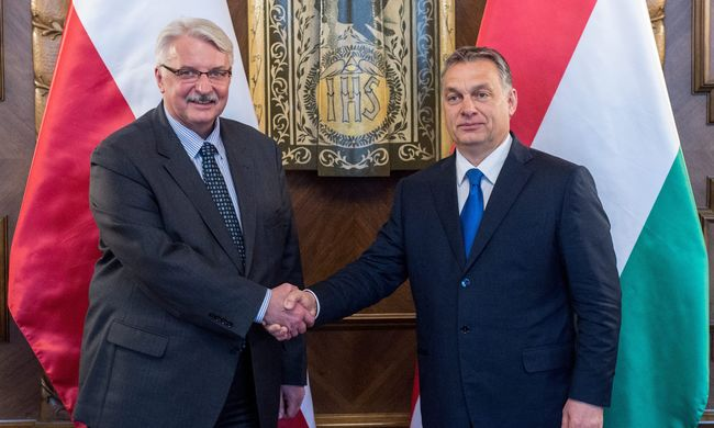 Jövő hétfőn Budapesten tárgyal a lengyel miniszterelnök