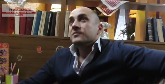 Szabadon járkál egy volt szakadár parancsnok - videó