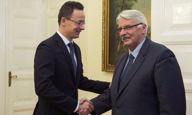 Szijjártó: a magyar-lengyel együttműködés mindig is a magyar külpolitika fókuszában lesz