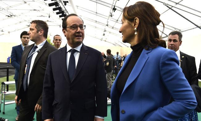 Ségolene Royal lehet az új francia külügyminiszter