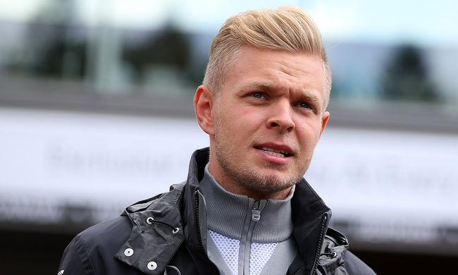 Magnussen a Renault új pilótája