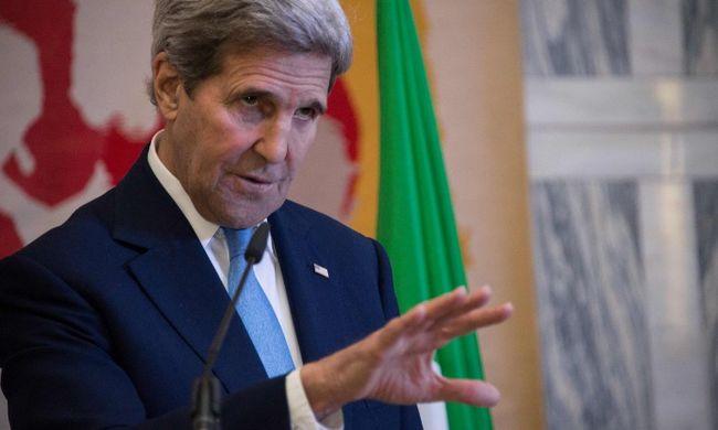 Kerry: Oroszország és az Egyesült Államok együttműködésére van szükség