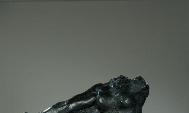 Sosem vettek még Rodin szobrot ennyiért