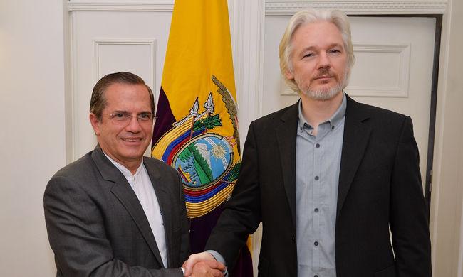 Hiába ad igazat neki az ENSZ, mégis letartóztathatják a WikiLeaks alapítóját