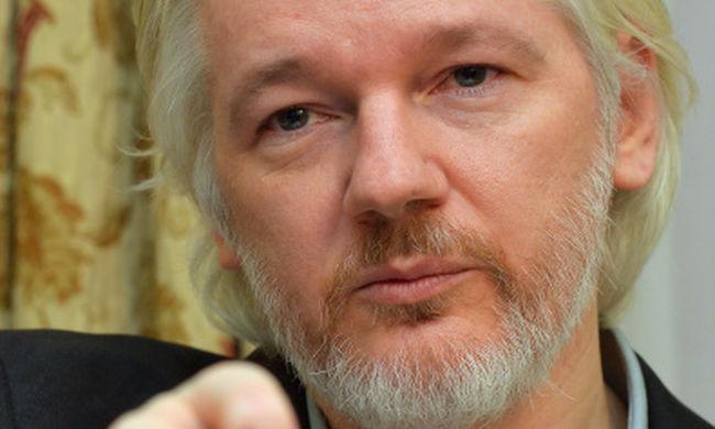 Letartóztatják a Wikileaks alapítóját, ha kilép a nagykövetség ajtaján