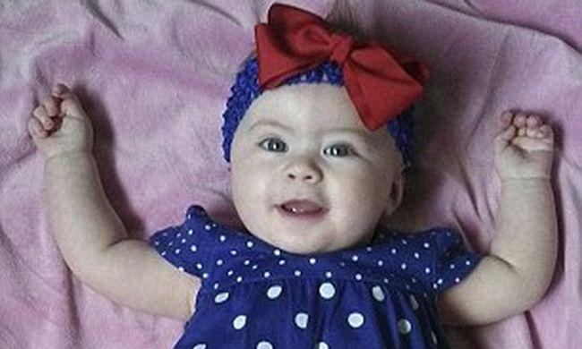 14 órát lógott fejjel lefelé a jeges folyó felett a 18 hónapos kislány