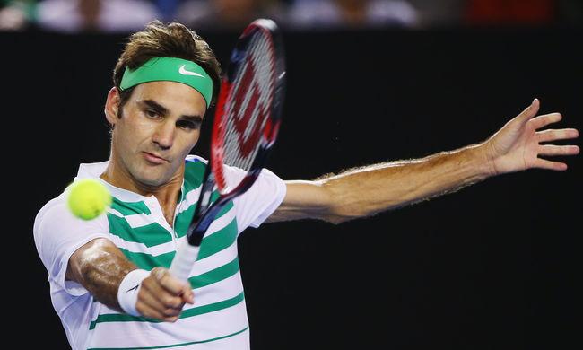 Megműtötték Federer térdét, sokáig nem játszhat