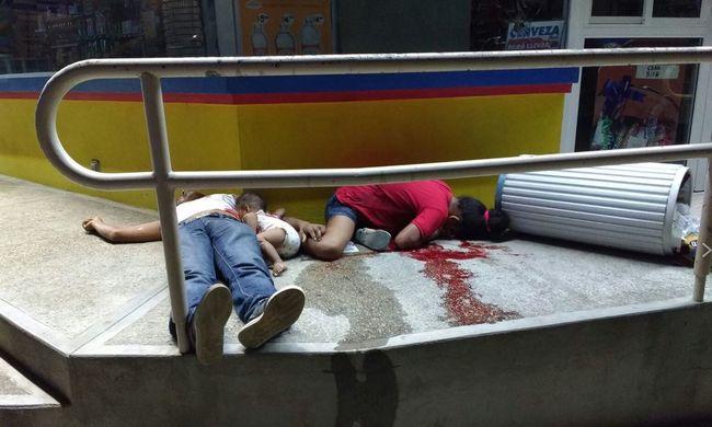 Kivégezték a 7 hónapos kisfiút