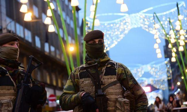 Sosem volt még ilyen magas Európában a terrorfenyegetettség