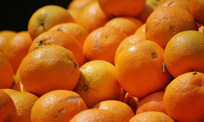 Narancsleveket ellenőriztek, mind megfelelt az előírásoknak