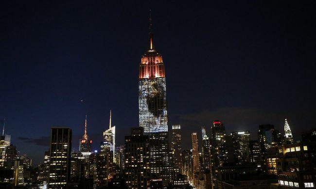 Letartóztatták, mert drónt vezetett az Empire State Buildingbe