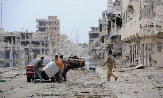 Egy város, hatalmas veszély - mit csinál az Iszlám Állam Líbiában?