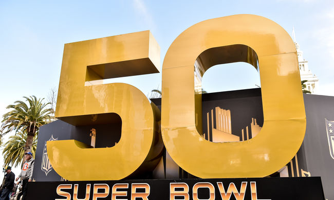 30 érdekes statisztika az ötvenedik Super Bowl elé