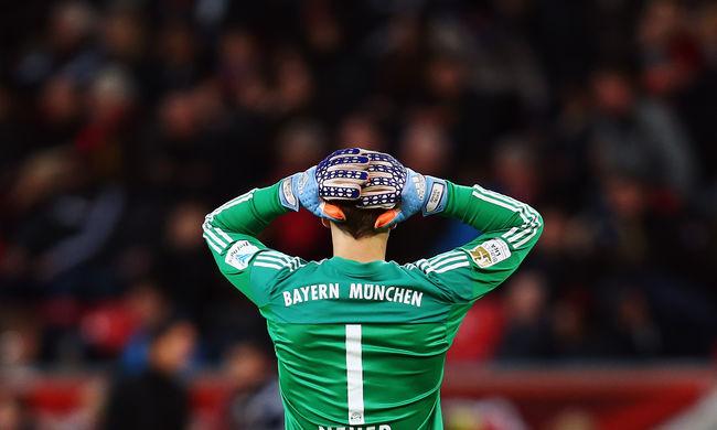 Nem tudott nyerni a Bayern München, ezúttal gólt sem rúgtak