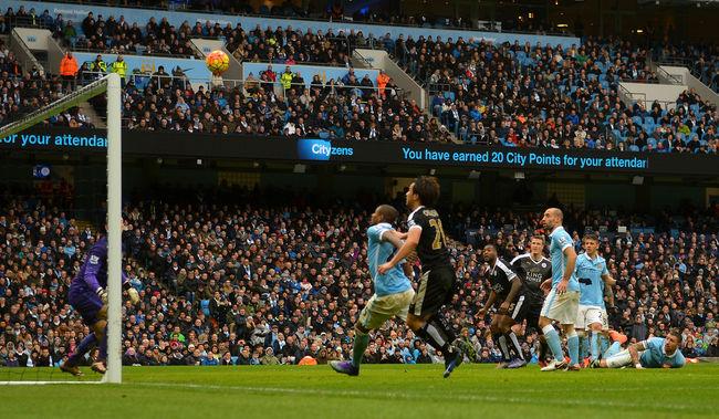 Az év meglepetéscsapata idegenben gázolt át a Manchester City-n