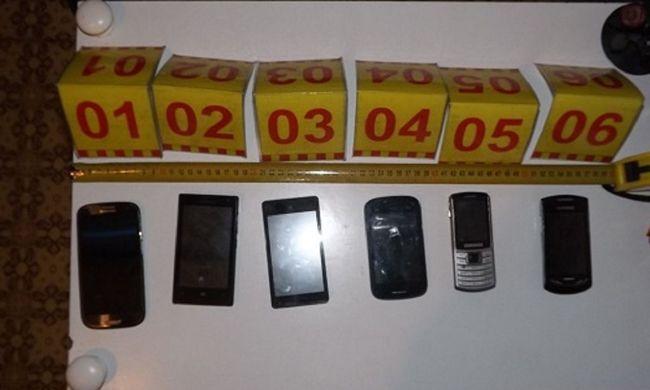 TV-t, laptopot és mobiltelefont is elfogadtak a kábítószerért