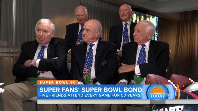 Öt férfi, akik egyetlen Super Bowlt sem hagytak ki
