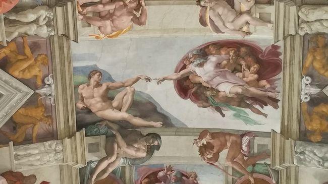 Súlyos beteg volt Michelangelo