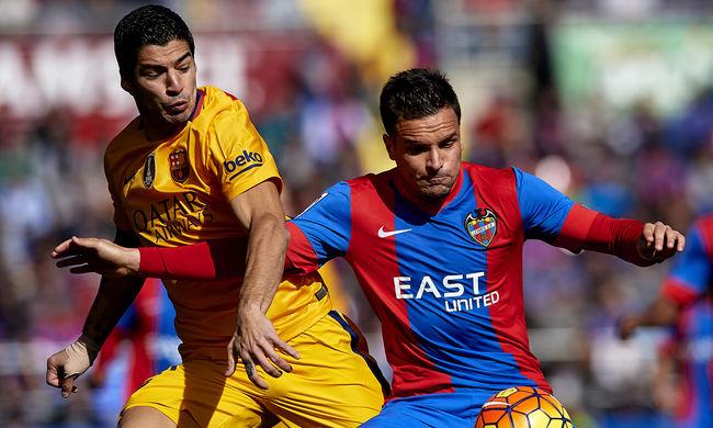 Messi nem lőtt gólt, de így is nyert a Barcelona - videók