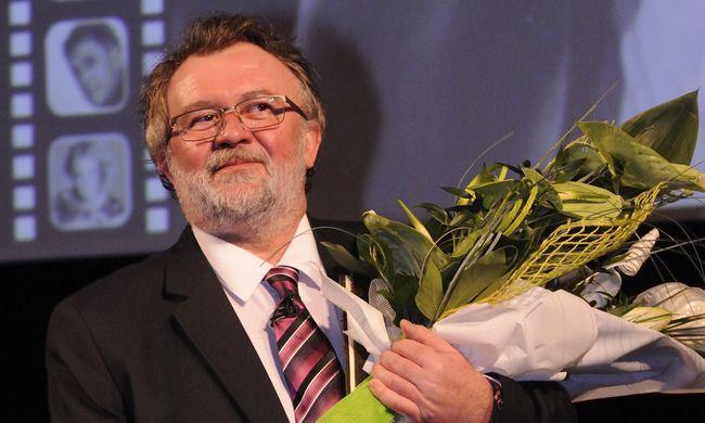 Csuja Imre kapta az idei Páger Antal-színészdíjat