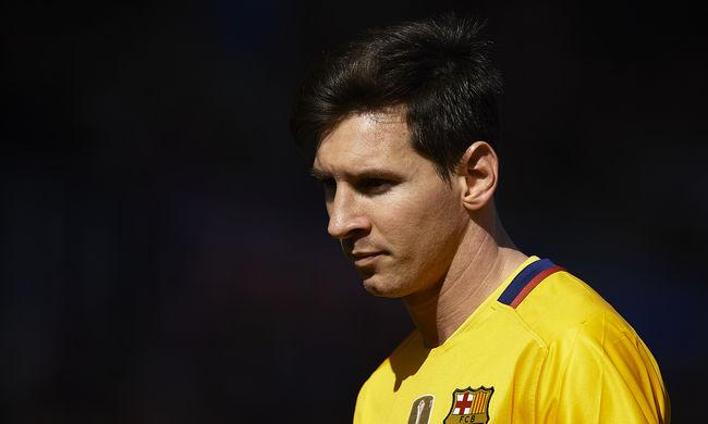 Megműtik Messit a veseproblémája miatt