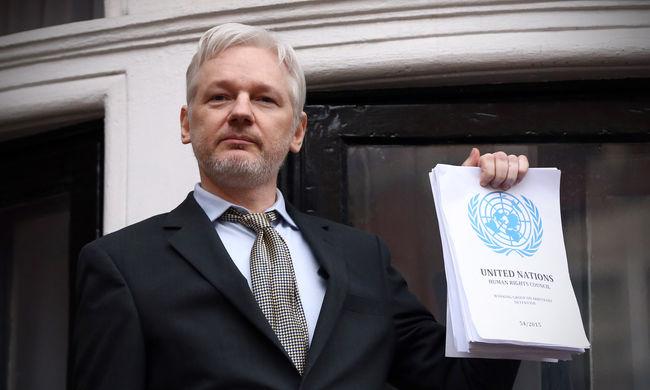 Nem engednek a svédek: még mindig ki akarják hallgatni a WikiLeaks alapítóját