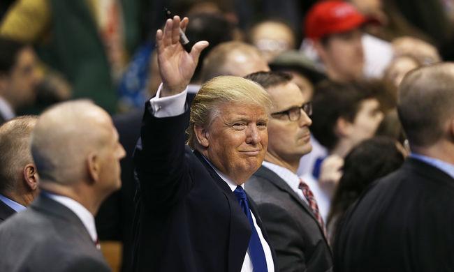 Amerika választ - Trump és Sanders nyert