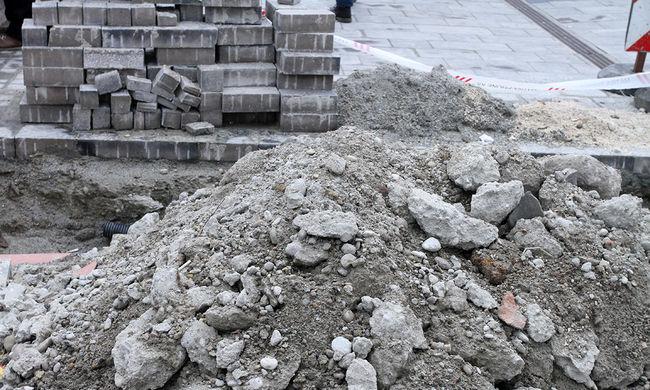Eltűnt ötéves kislány holttestére bukkantak az építkezésen