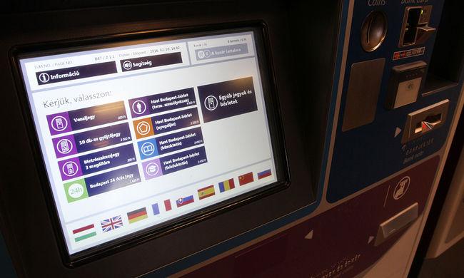 Vége a hamisításnak: új alkalmazást tesztel a BKK