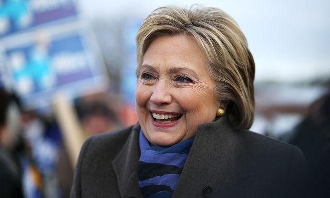 Hillary Clinton győzelmét jósolják Dél-Karolinában