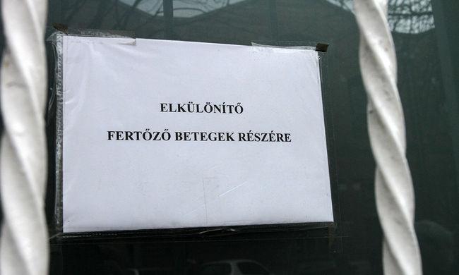 Magyarországon terjed a vérhas és a hepatitis A