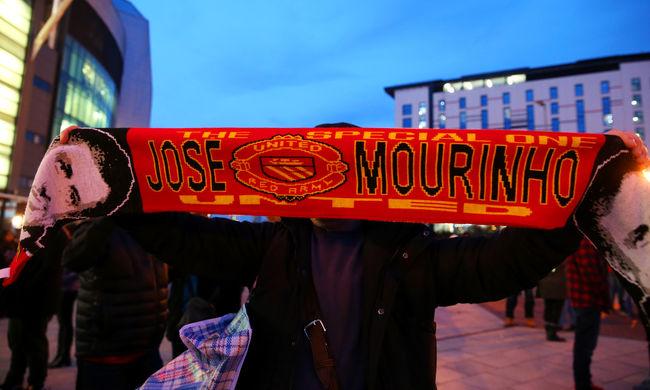 Mourinho azt mondta a barátainak, hogy a Manchester United edzője lesz