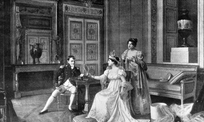 Elárverezik Napóleon és Jozefina aláírását