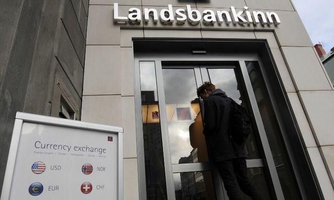 Összeomlott az izlandi bankrendszer, de tanultak belőle