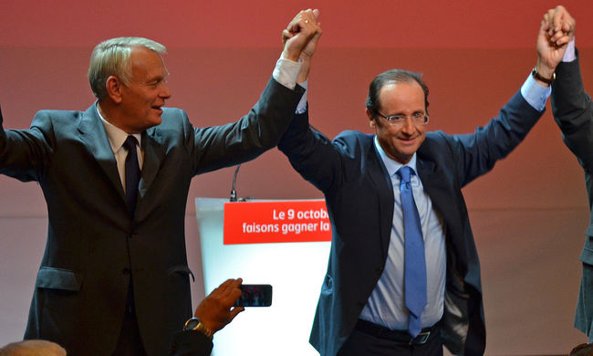 Jean-Marc Ayrault volt kormányfő külügyminiszter lett