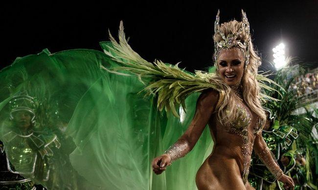 A riói karnevál képekben - galéria